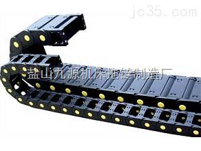 鹰潭穿线塑料拖链生产厂家,上饶桥式工程塑料拖链经典组合