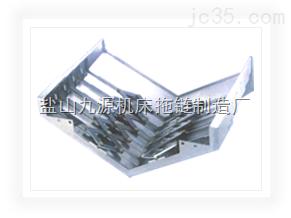 盘锦钢板不锈钢防护罩,铁岭机床钢板防护罩到新正茂