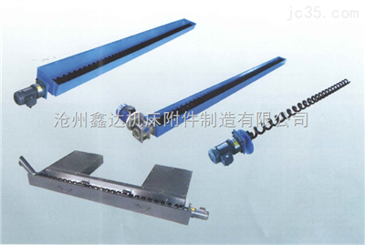 XDXP型螺旋排屑機