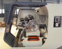 数控管螺纹车床主轴通孔直径160mm双头管螺纹车床