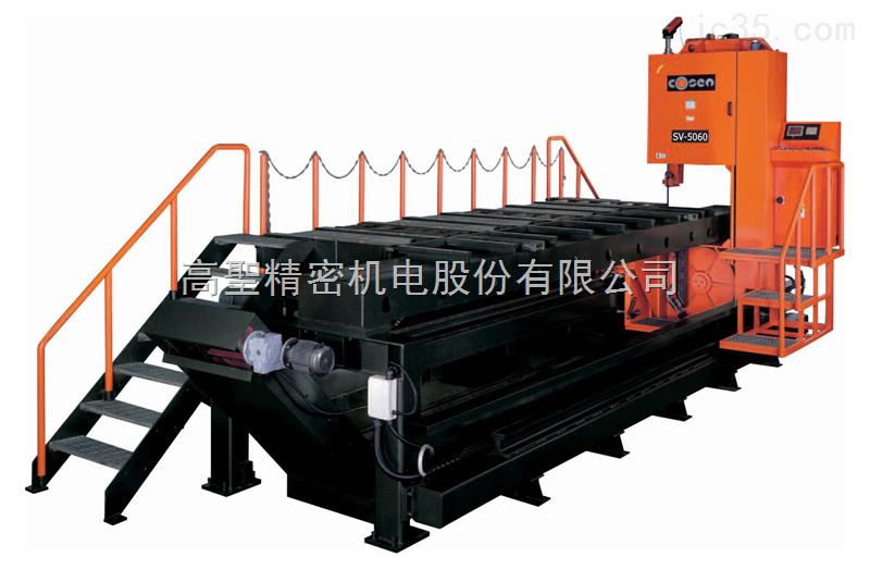 大型立式锯床