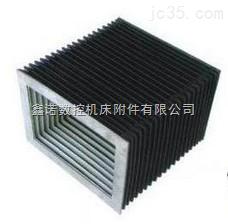 医疗设备方形风琴式防尘罩浅灰色方形风琴防护罩
