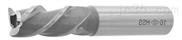 超硬直柄立铣刀 标加长三、四刃