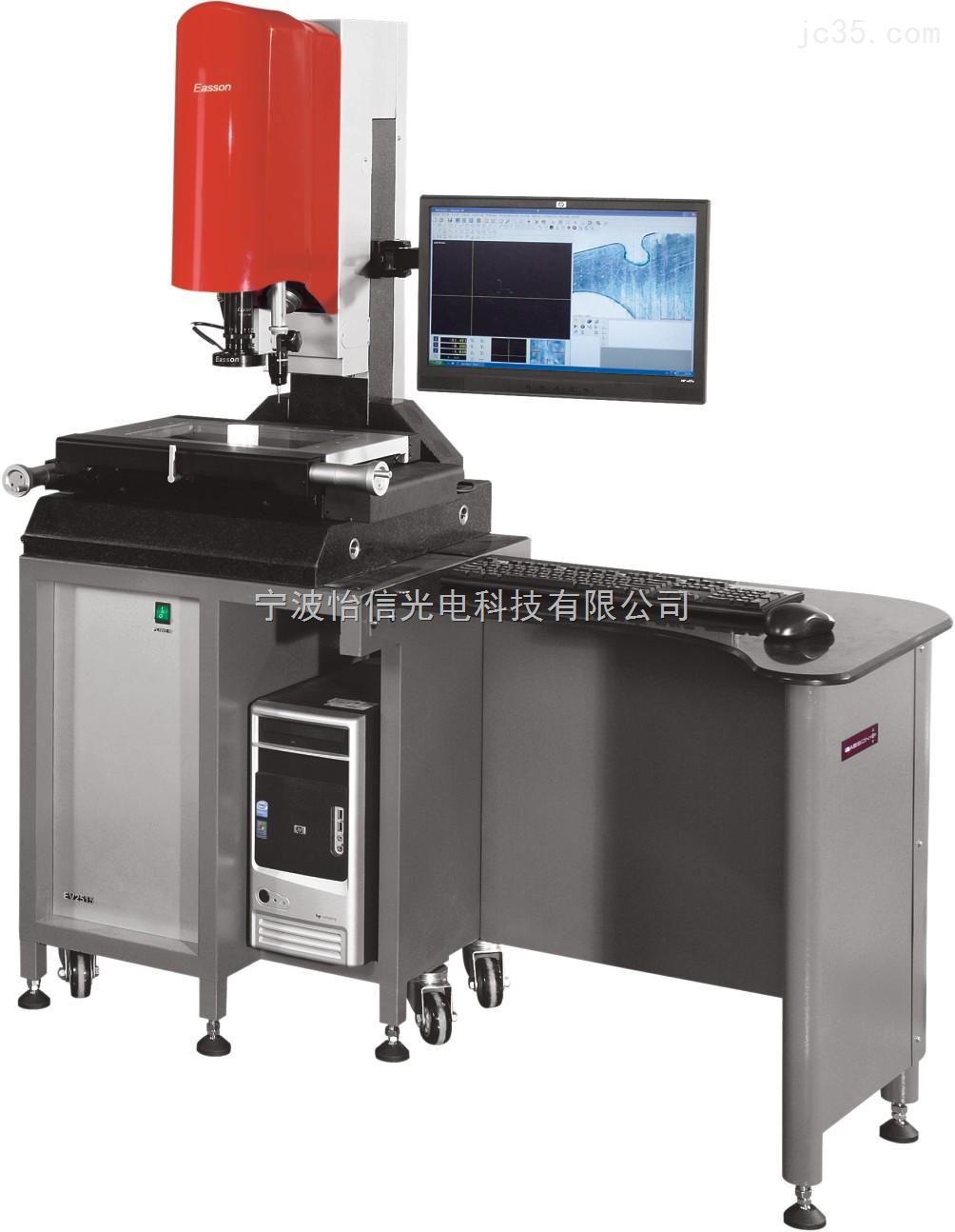 半自动影像测量仪