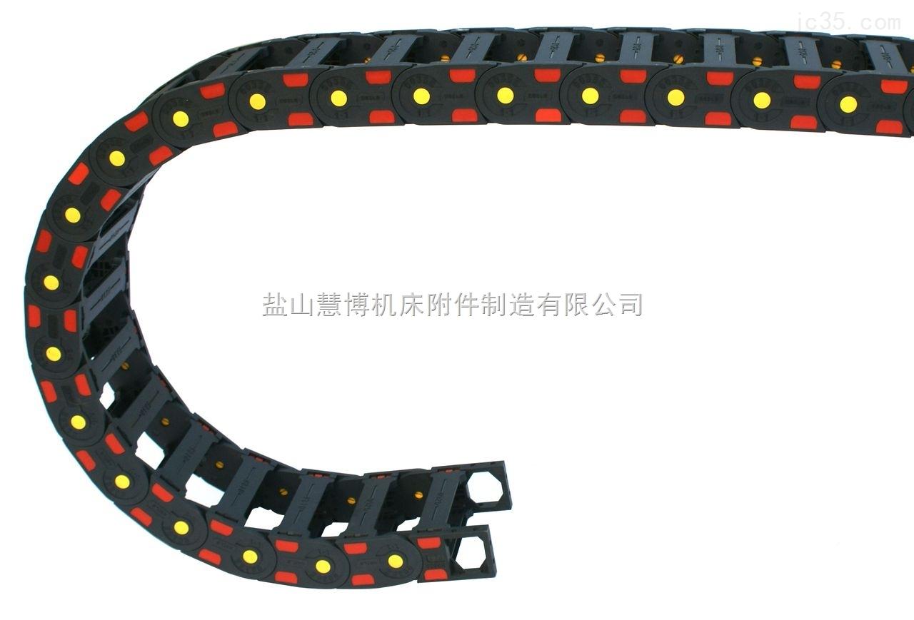 工程塑料拖链系列   机床护罩   排屑机   慧博附件专业制造商