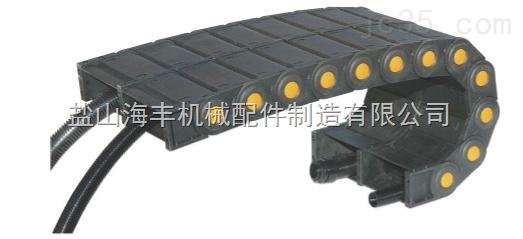 FAB55系列单向封闭式组装增强拖链