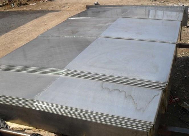 原装龙门铣床导轨护板