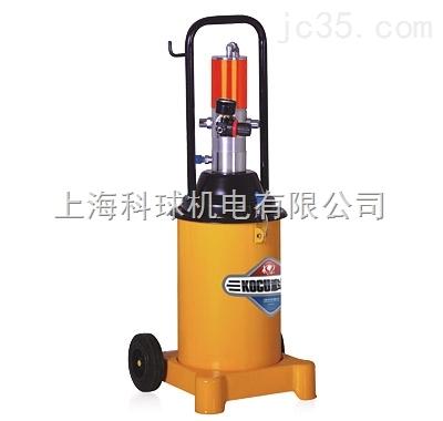 科球GZ-8气动黄油机高压注油器