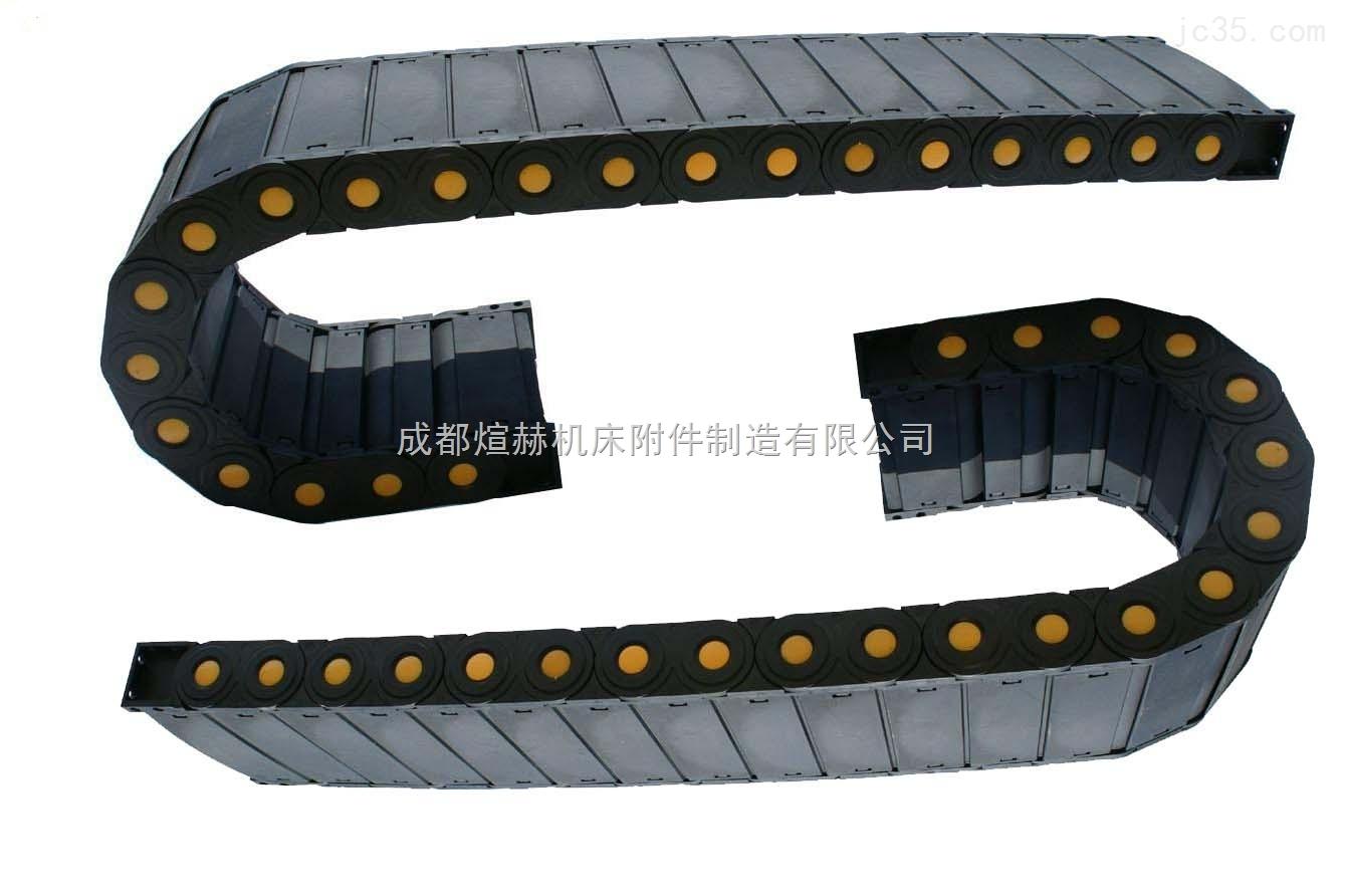 桥式工程塑料拖链实体厂家供应产品图片
