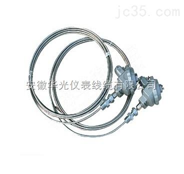灵武铠装热电偶厂家_WRCK-581铠装热电偶价格