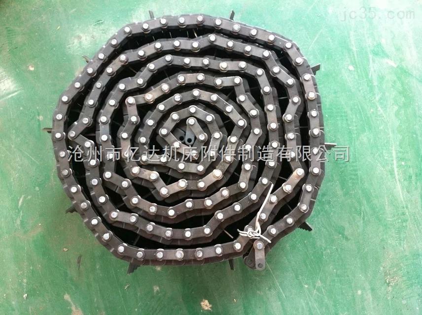 A3材质镀锌排屑机链板