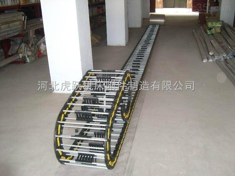 机床拖链株洲工程塑料拖链