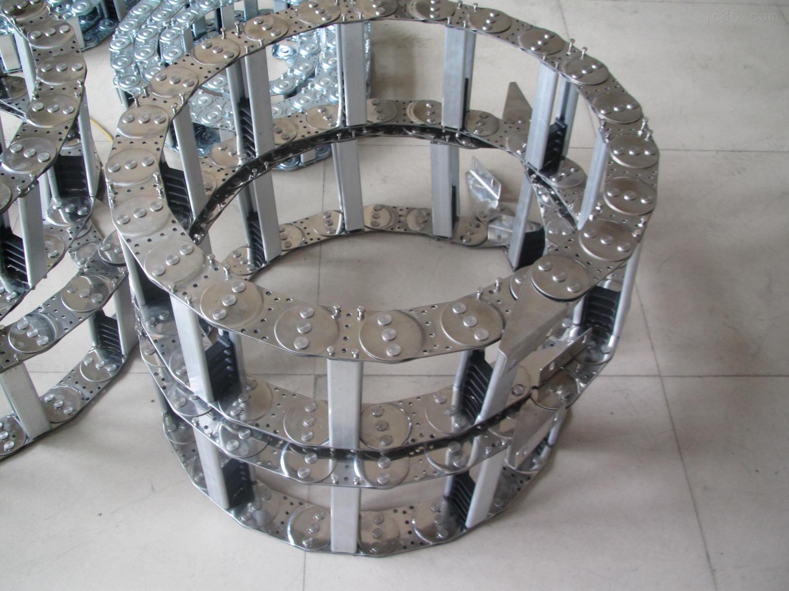 钢厂设备专用钢铝链条制造厂