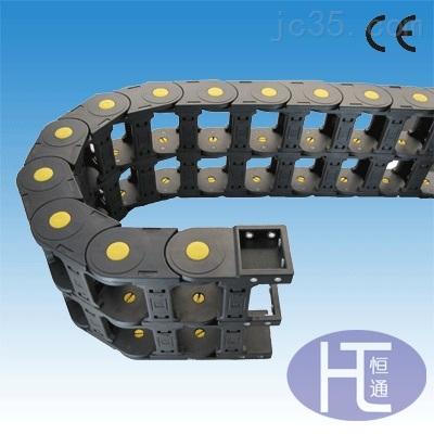 80系列承重型工程塑料拖链