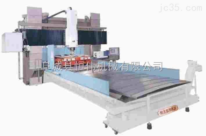 供应BX2025×8000龙门刨铣床技术方案