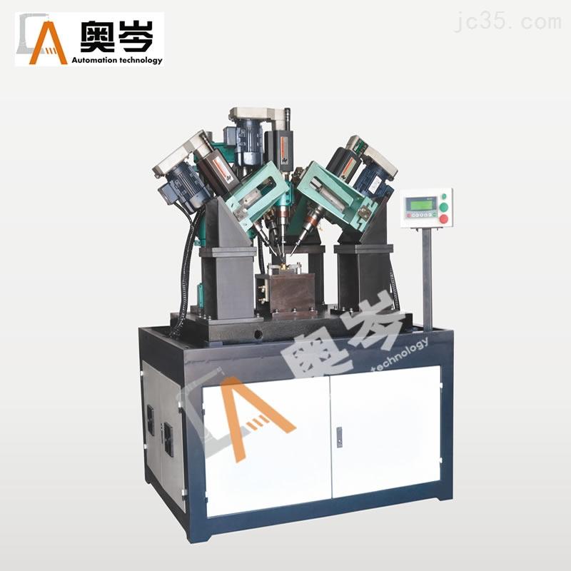 四工位组合气动钻孔专用机床