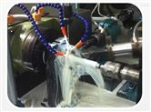 三方向组合数控分度钻孔专机