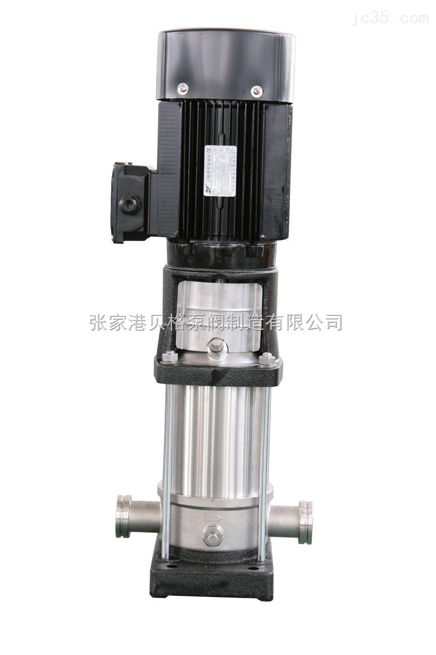 1吨不锈钢立式多级泵,轻型立式多级离心泵,JGGC1-94