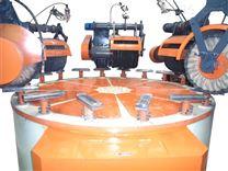 高品质生产双面方管抛光机、自动平面抛光机