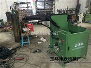 德州聊城济南地区厂家 高频电炉锻打自动推料设备 上料机