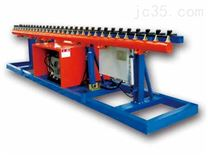 山东潍坊隧道支撑工字钢弯曲机●工字钢成型机代理商