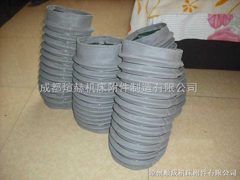 阻燃丝杠防护罩产品图片