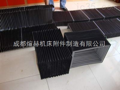 风琴式防护罩规格产品图片