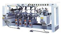山东双排木工排钻 木工制版机械 排钻厂家 青岛龙丰木工机械有