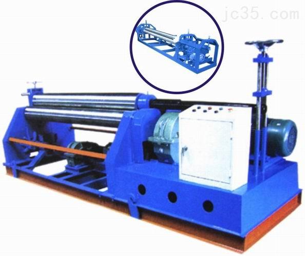 供应马鞍山卷板机W11-4*1500,电动卷板机