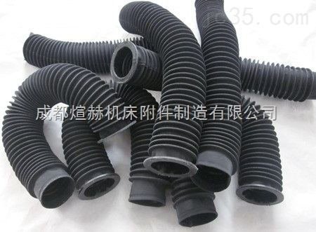 专业的平台防尘活塞杆保护套生产基地产品图片