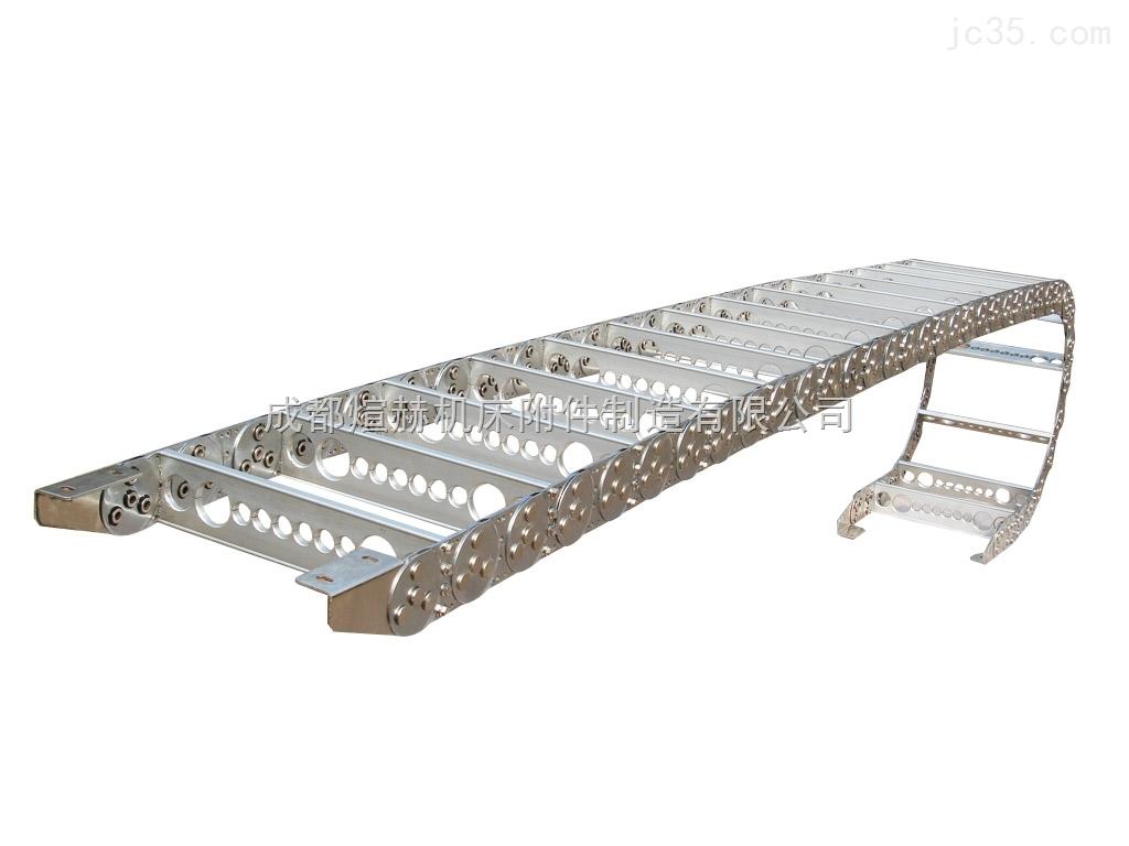 金属导线拖链产品图片
