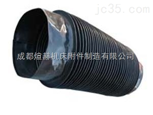 供应遂宁耐用拉链式减震缸圆形行程保护套厂家产品图片