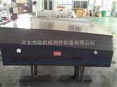 辽宁龙门铣防尘罩钢板防护罩、护轨大型机床护罩、选购精品