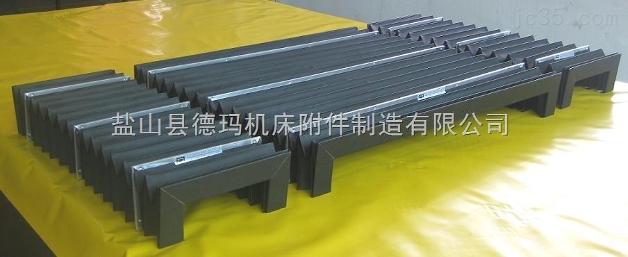 钢板伸缩护罩