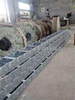 TL系列加强型钢铝拖链,钢铝坦克链,钢制拖链,塑料拖链