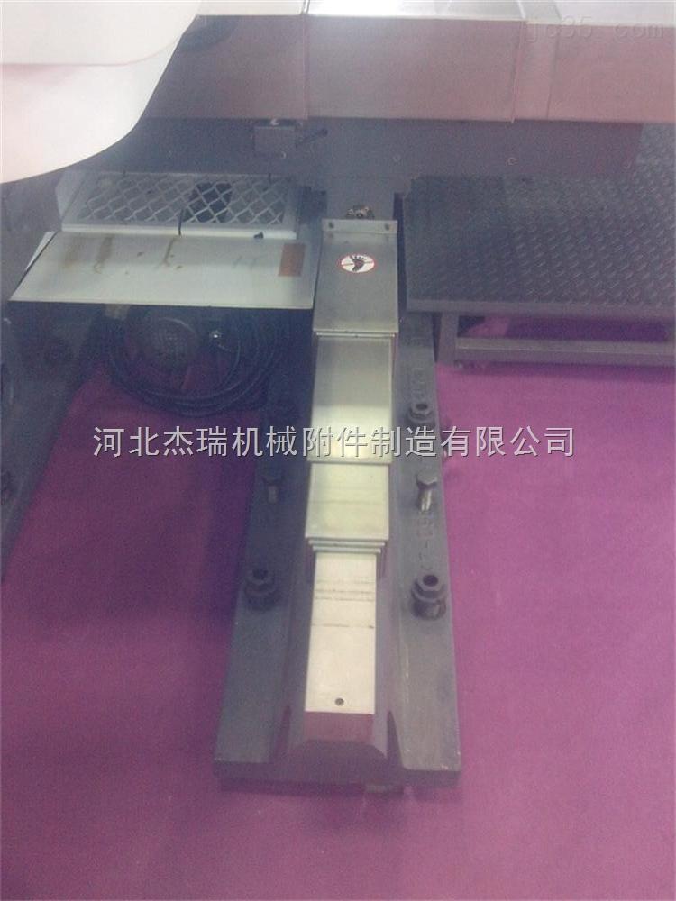 维修机床钢板防护罩/维修钢板式导轨防护罩 /维修钣金防护罩