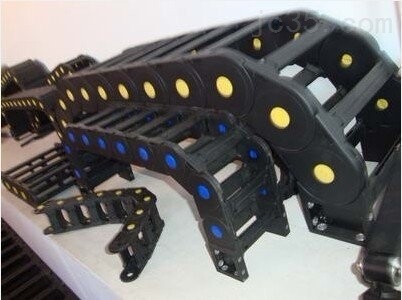 冶金设备专用塑料拖链