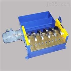 梳齿型磁性分离器/铁屑分离机