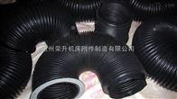 【定制】液压缸圆筒式防尘罩作用