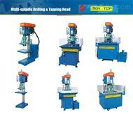 思孚科技专业生产和多轴器,多轴钻床,齿轮式攻牙机,油压钻床