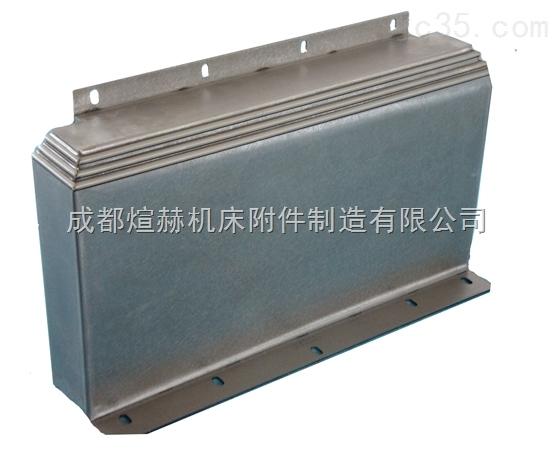大型龙门铣床不锈钢板护板护罩生产厂家产品图片
