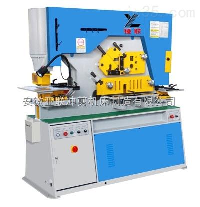 槽钢剪切机 质液压联合冲剪机 Q35Y-16