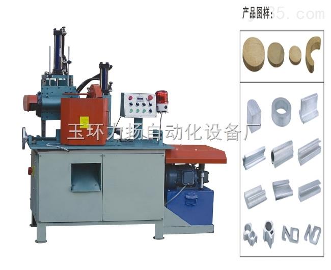 铜铝型材棒材管材自动下料机 自动切割机如何操作