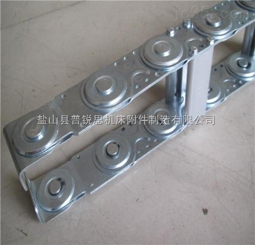 昆明TLG型钢铝拖链