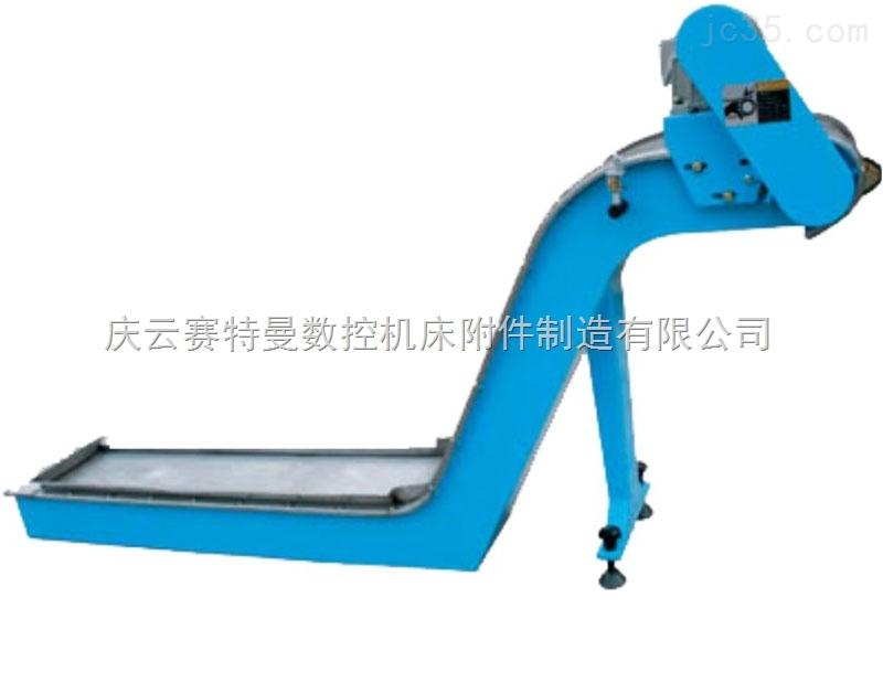 中山刮板式机床排屑机