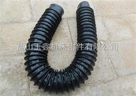 活塞杆防护罩 活塞杆伸缩式防尘罩 耐温活塞杆保护套