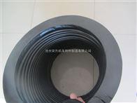【加工】领口式液压缸防尘护套,领口式液压缸防尘护套