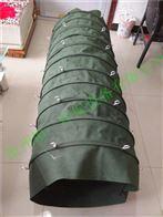 包頭水泥耐磨下料口輸送布袋價格