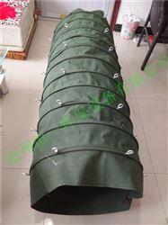 包头水泥耐磨下料口输送布袋价格