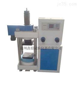电动丝杠压力试验机、DYE-300电动丝杠压力试验机、压力机